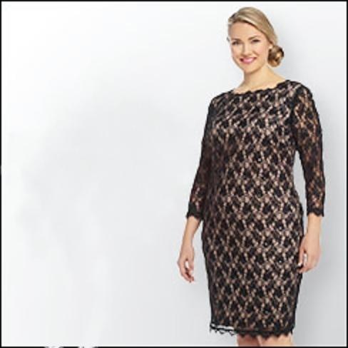 Vestido de festa plus size para comprar